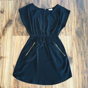 One Clothing Black Dress GUC